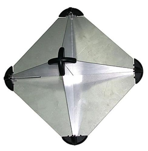 "18"" Metal Foldable Radar Reflector"